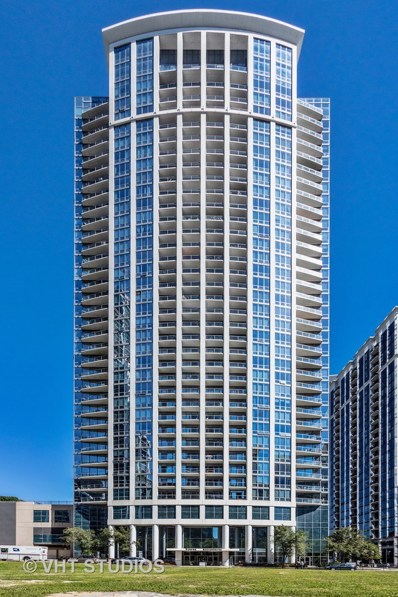 1235 S Prairie Avenue UNIT 2801, Chicago, IL 60605 - #: 10088173