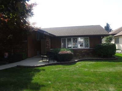 4909 W 105th Place, Oak Lawn, IL 60453 - #: 10088360