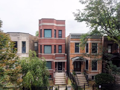 2627 N Washtenaw Avenue UNIT 1, Chicago, IL 60647 - MLS#: 10088399