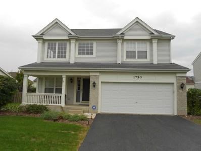 1750 Newbridge Circle, Elgin, IL 60123 - MLS#: 10088554