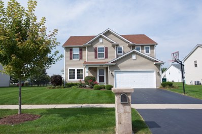 16332 Fox Creek Lane, Plainfield, IL 60586 - #: 10088656