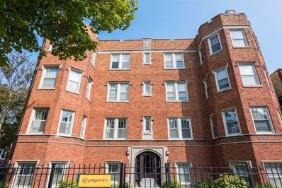 4857 N Drake Avenue UNIT 1, Chicago, IL 60625 - MLS#: 10088749