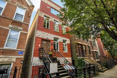 1537 N Bosworth Avenue UNIT 3, Chicago, IL 60642 - MLS#: 10088750