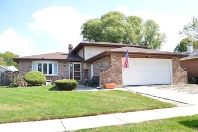 805 Napa Street, Carol Stream, IL 60188 - MLS#: 10088792