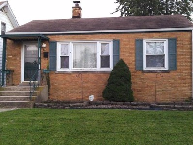 34 W 23rd Street, Chicago Heights, IL 60411 - MLS#: 10088919