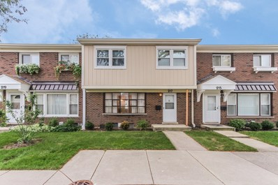 217 Frederick Place UNIT 217, Wood Dale, IL 60191 - MLS#: 10088979