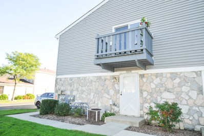 1104 Brunswick Harbor UNIT 1104, Schaumburg, IL 60193 - #: 10089036