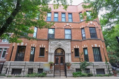 3762 N Fremont Street UNIT 1S, Chicago, IL 60613 - #: 10089168