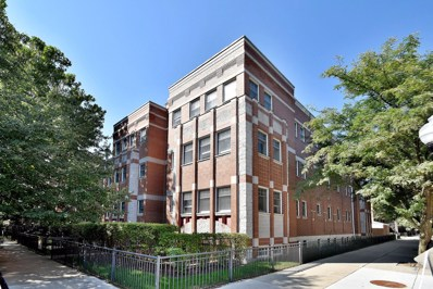 1402 W Byron Street UNIT 1W, Chicago, IL 60613 - MLS#: 10089349