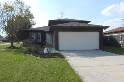 108 Willow Road, Matteson, IL 60443 - MLS#: 10089785