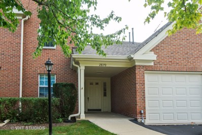 2870 Meadow Lane UNIT Z2, Schaumburg, IL 60193 - #: 10089840