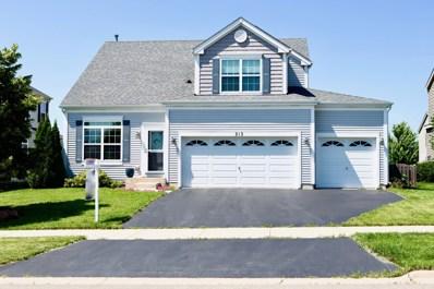 213 Fieldstone Drive, Woodstock, IL 60098 - #: 10089871