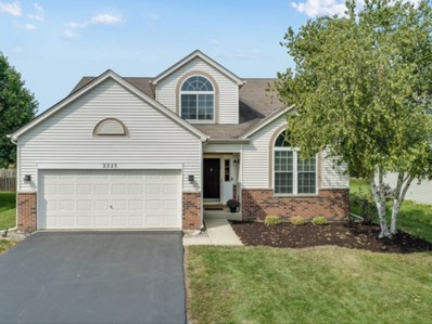 2223 Covington Lane, Plainfield, IL 60586 - MLS#: 10089953