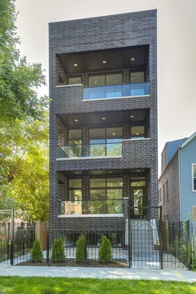 1812 N Sawyer Avenue UNIT 2, Chicago, IL 60647 - MLS#: 10089970
