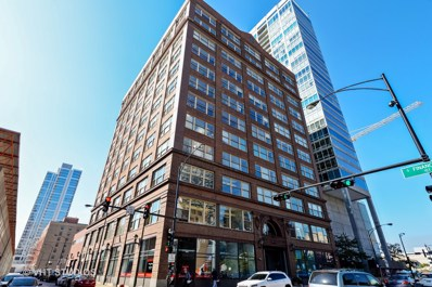 161 W Harrison Street UNIT 806, Chicago, IL 60605 - MLS#: 10090014