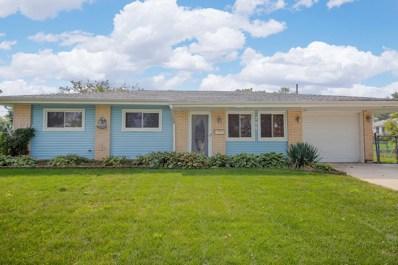 755 Evergreen Lane, Hoffman Estates, IL 60169 - #: 10090035