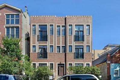 1225 N Greenview Avenue UNIT 3, Chicago, IL 60642 - #: 10090101