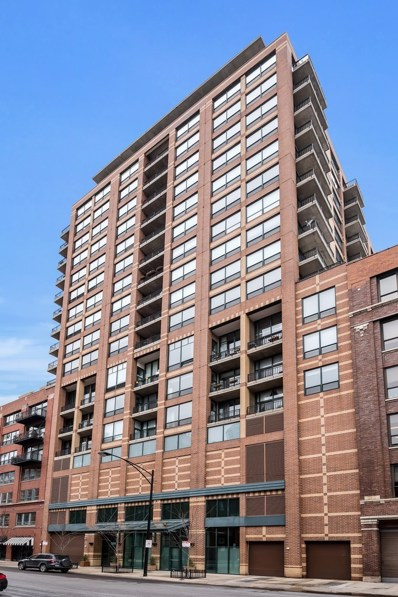 400 W Ontario Street UNIT 1205, Chicago, IL 60654 - MLS#: 10090350