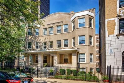 928 W Eastwood Avenue UNIT 2E, Chicago, IL 60640 - MLS#: 10090496