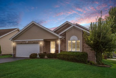 850 Berkshire Place, Crete, IL 60417 - MLS#: 10090598
