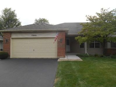 13642 S Magnolia Drive, Plainfield, IL 60544 - MLS#: 10090863