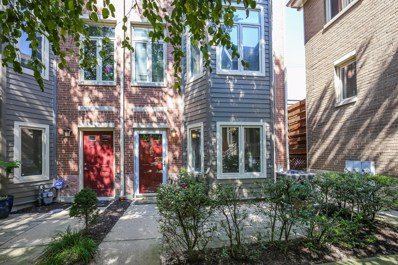 1248 W Fletcher Street UNIT D, Chicago, IL 60657 - MLS#: 10090955