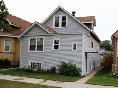5822 W Newport Avenue, Chicago, IL 60634 - MLS#: 10091035