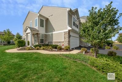 371 Devoe Drive, Oswego, IL 60543 - MLS#: 10091279