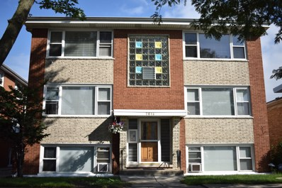 7814 W Belmont Avenue UNIT 1E, Chicago, IL 60634 - MLS#: 10091302