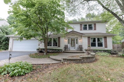 1646 Indian Knoll Road, Naperville, IL 60565 - MLS#: 10091318