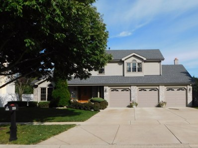 682 Dartmouth Lane, New Lenox, IL 60451 - #: 10091466