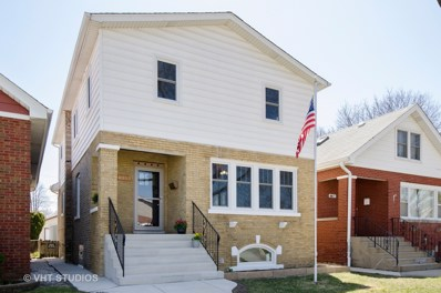 4855 W Strong Street, Chicago, IL 60630 - #: 10091536