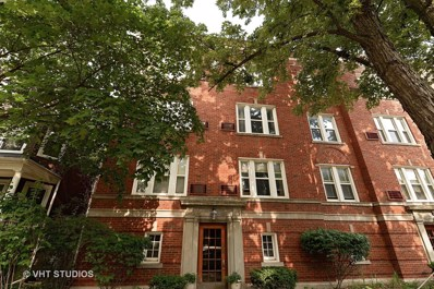 3637 N Damen Avenue UNIT 1, Chicago, IL 60618 - MLS#: 10091559