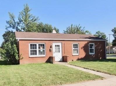 601 Fenton Avenue, Romeoville, IL 60446 - #: 10091595