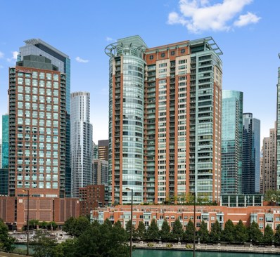 415 E North Water Street UNIT 1206, Chicago, IL 60611 - MLS#: 10091836