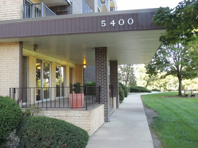 5400 Walnut Avenue UNIT 102, Downers Grove, IL 60515 - MLS#: 10091919