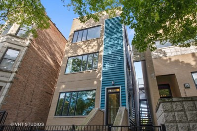 1425 N Leavitt Street UNIT 1, Chicago, IL 60622 - #: 10092070