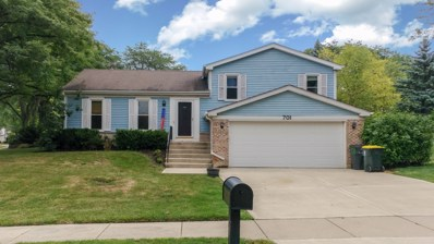 701 Buffalo Circle, Carol Stream, IL 60188 - #: 10092202
