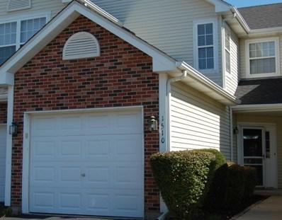 1510 Cottonwood Trail UNIT 1510, Yorkville, IL 60560 - #: 10092206
