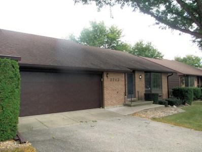 2712 Greenwood Acres Drive UNIT 0, Dekalb, IL 60115 - MLS#: 10092306