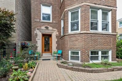 7438 N Oakley Avenue UNIT G, Chicago, IL 60645 - MLS#: 10092581