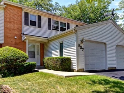 507 Dubois Circle, Bolingbrook, IL 60440 - MLS#: 10092592