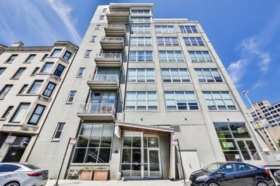 770 W Gladys Avenue UNIT 802, Chicago, IL 60661 - #: 10092609