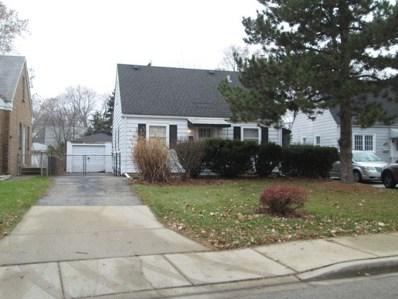 2740 Elder Lane, Franklin Park, IL 60131 - #: 10092861