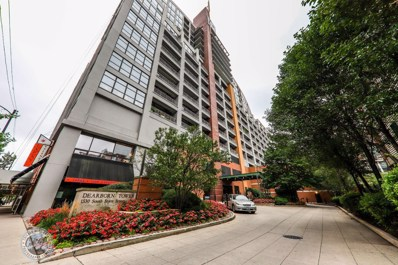 1530 S State Street UNIT 15H, Chicago, IL 60605 - MLS#: 10093009
