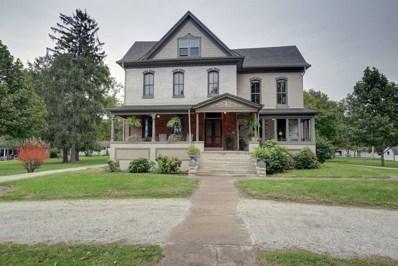 103 N Henson Road, Villa Grove, IL 61956 - #: 10093017