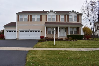 3106 Brookside Way, Wonder Lake, IL 60097 - #: 10093026