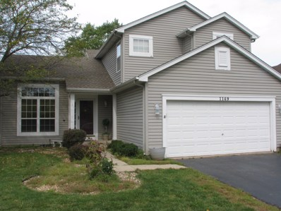 1149 Starwood Pass, Lake In The Hills, IL 60156 - #: 10093034