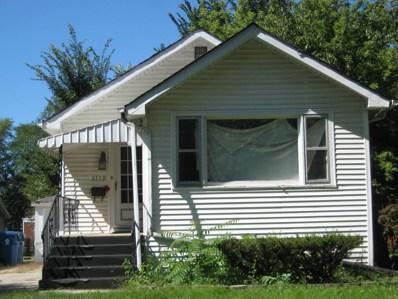 3112 Halsted Street, Steger, IL 60475 - MLS#: 10093054