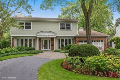 216 Lockerbie Lane, Wilmette, IL 60091 - #: 10093064